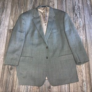 Lauren Ralph Lauren 2-Button Blazer 100% wool